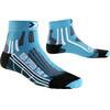 X-Socks Run Speed Two Löparstrumpor Dam turkos